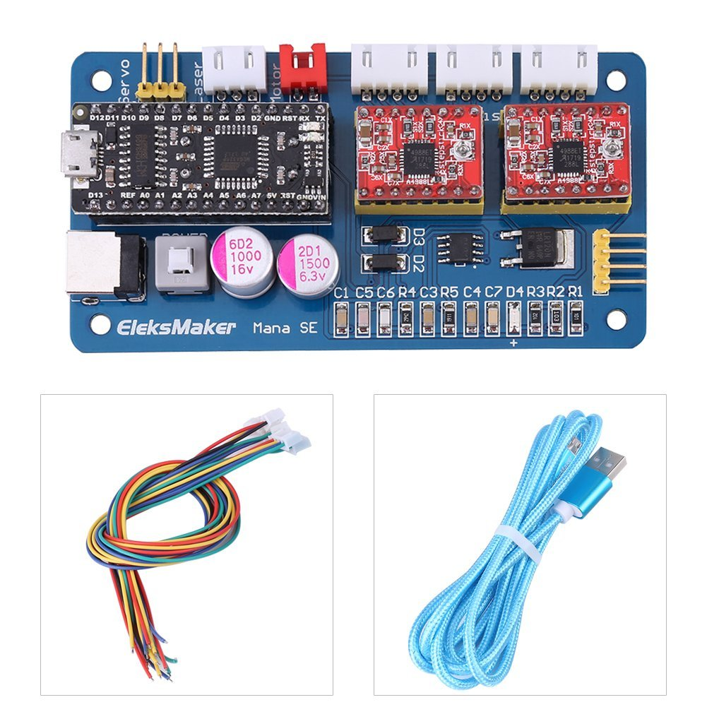 Cheap Axis Laser Module Find Deals On Line At Steppermotorcontroller Get Quotations Manase 2 Stepper Motor Controller Board Dual Y Diy Engraver