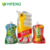 Manufacture custom printing ziplock stand up reusable baby food spout pouch