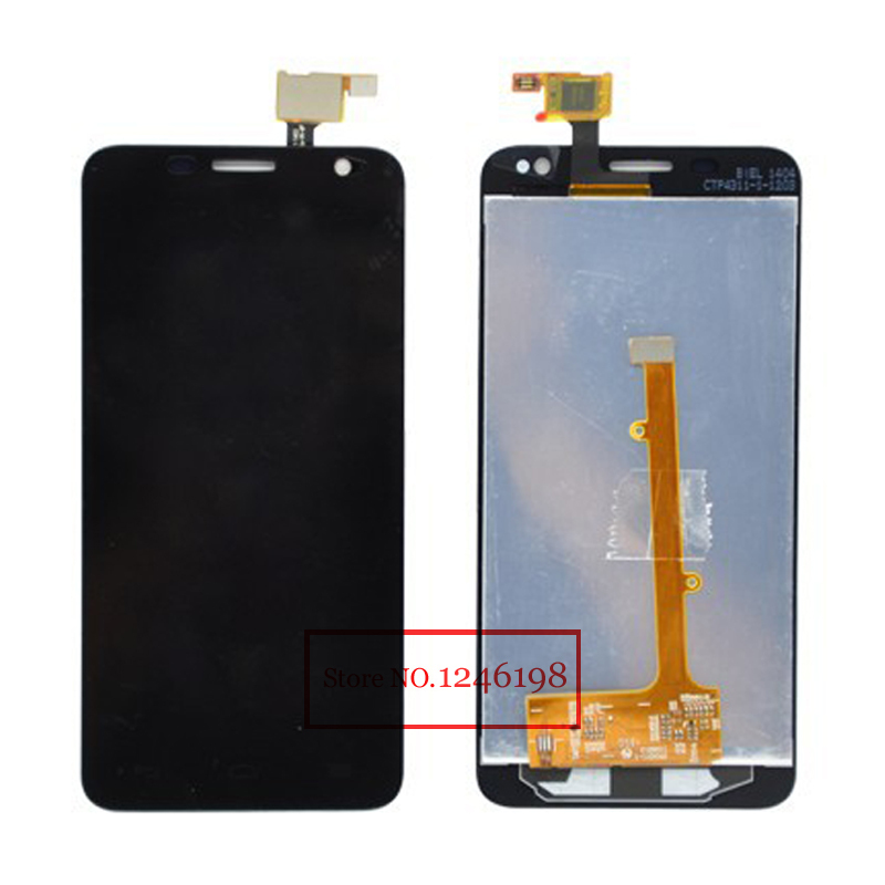 High Quality Full LCD Display Touch Screen Digitizer Assembly For Alcatel One Touch Idol mini 6012 OT6012 OT6012D Free Shipping