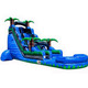 Kids Commercial Inflatable Jumping Toys Bouncer Castle Super Mega Slide Giant Inflatable Water Slide For Adult