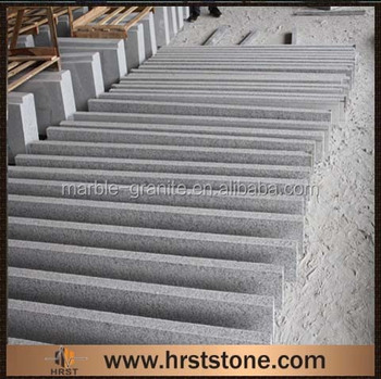 Outdoor Stone Steps Risers Granite Stairs