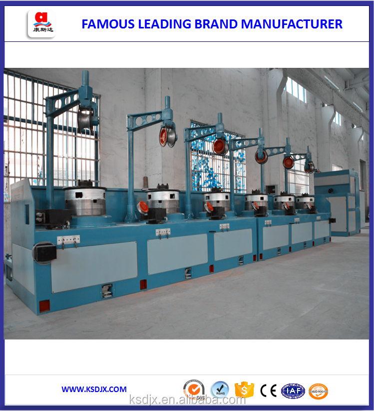 LW9-560 OTO/ Dry type Pulley wire drawing machine