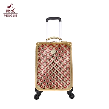 Best brand wholesale newest luggage trolley bags for business travel