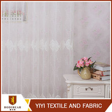 2015 new Asian Flower net cortina fabricantes