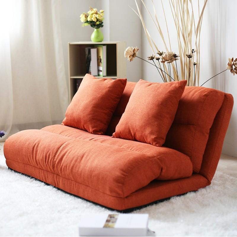 koreanischen stil gefaltet schwamm boden sofa mit 5. Black Bedroom Furniture Sets. Home Design Ideas
