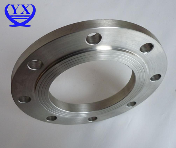 JIS 10K SS400 forged plate flat face flange