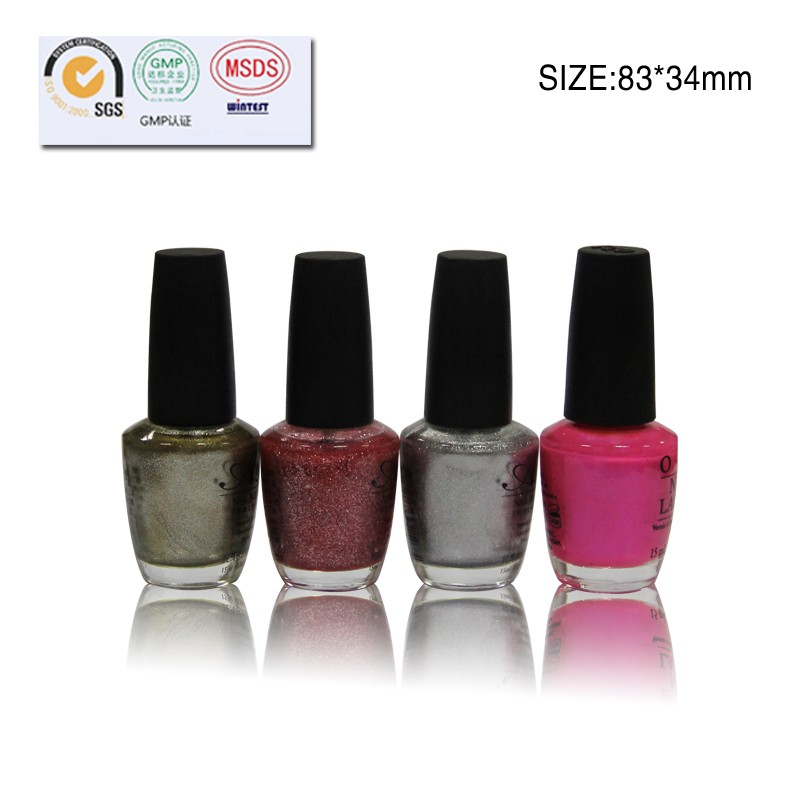 Hot Sell For Orgainic Water Based Nail Polish,Peels Off In Seconds ...