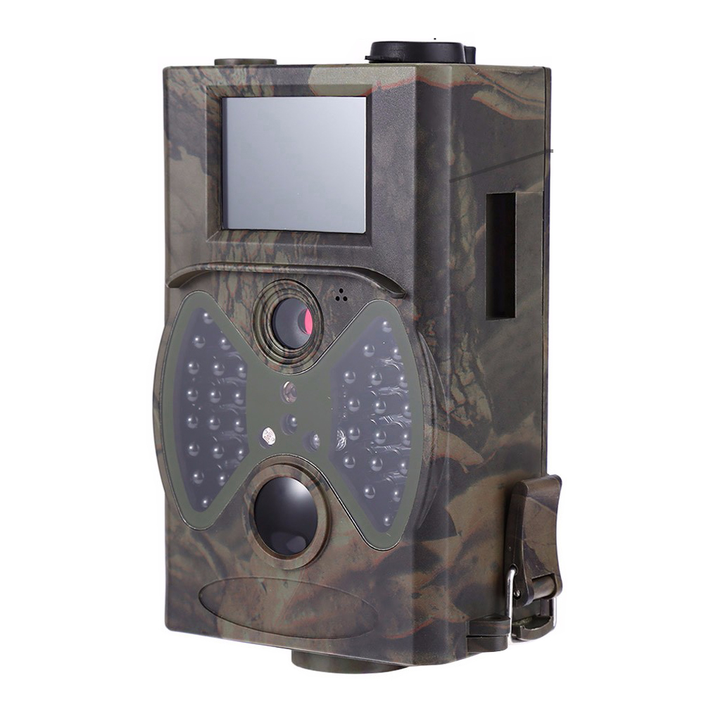 Outdoor Basic Hunting Camera HC-350A Wildlife Trail Scouting Camera No Glow Night Vision Optic Camera