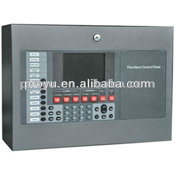 four loop,792 devices addressable fire alarm control panel py ck2000