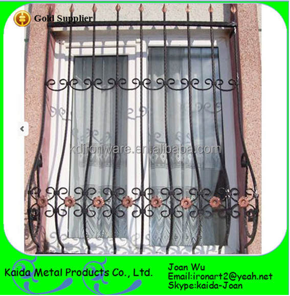 Beautiful Steel Window Grills Guards Design, View Steel