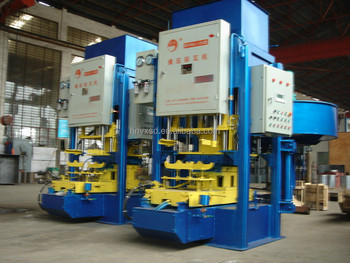 New Technology Concrete Roof Tile Make Machine From China