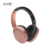 High Performance Over Ear Bluetooth JL5.0 Stereo Hands Free Noise Isolation Headphone with Big Battery for Long Time Playback
