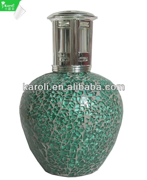 New Design Catalytic Fragrance Lamp Made Of Mosaic And Metal ...