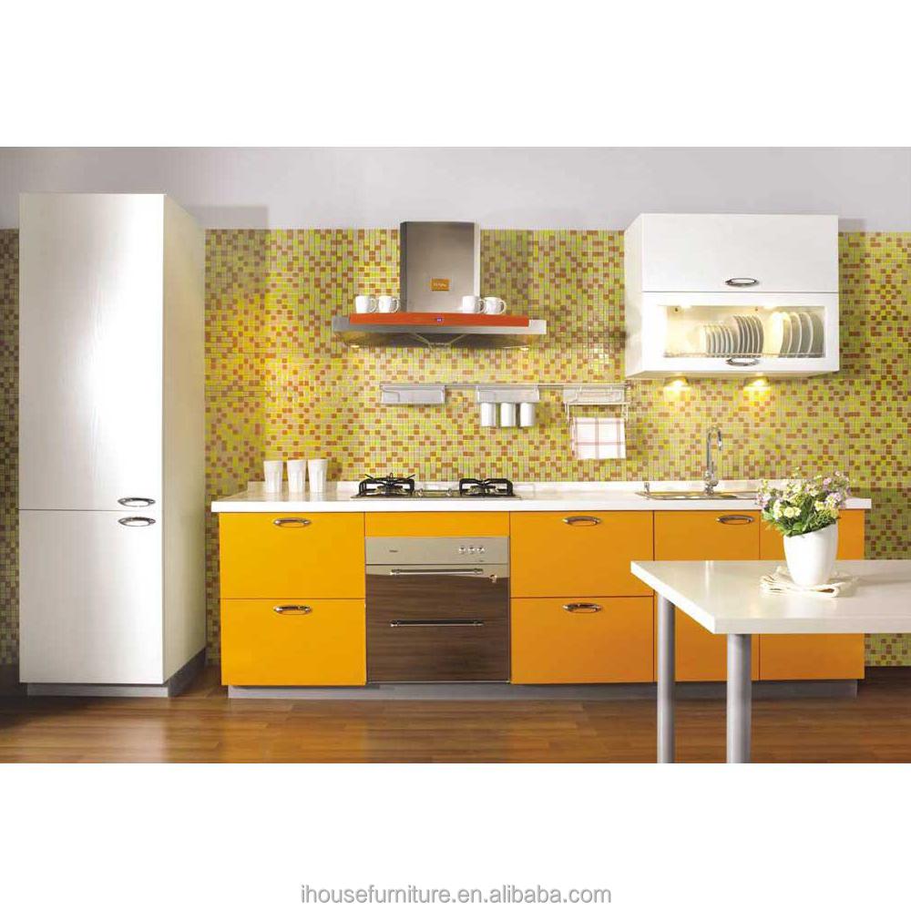 Orange And Yellow Kitchen High Gloss Orange Kitchen Cabinet High Gloss Orange Kitchen