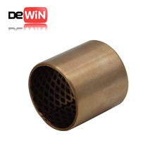 Customzied bronze fb090 wrapped sliding bushing
