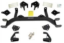 """JAKE's 5"""" Axle Lift Kit for 1994 - 2001.5 EZGO Electric Golf Cart"""