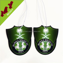 Advertising gifts custom hanging car air freshener
