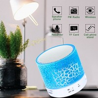 Topsale mini Portable Wireless Speaker For Computer/Home Theatre/Karaoke Player/Mobile Phone