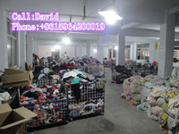 top fashion mixed brand wholesale used clothing bales in china
