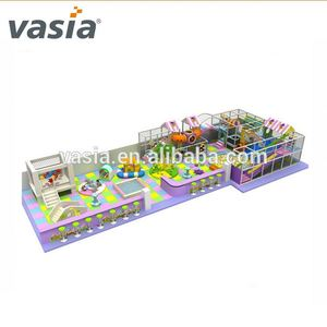Indoor Playground Type and Wooden Playground Material water park