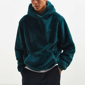 hot products high quality men's wholesale polyester hoodies