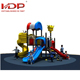 Safest kids metal used playground slide for sale