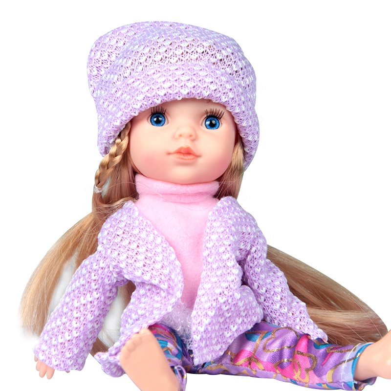 TongLi toy LS900 9 inch reborn full body solid soft vinyl fashion lovely baby <strong>dolls</strong> realistic for kids