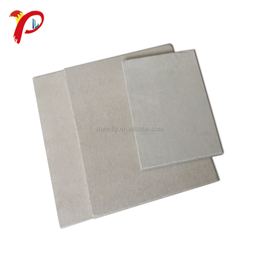 Supply Factory High Density 15mm Fire Resistant Calcium Silicate Board