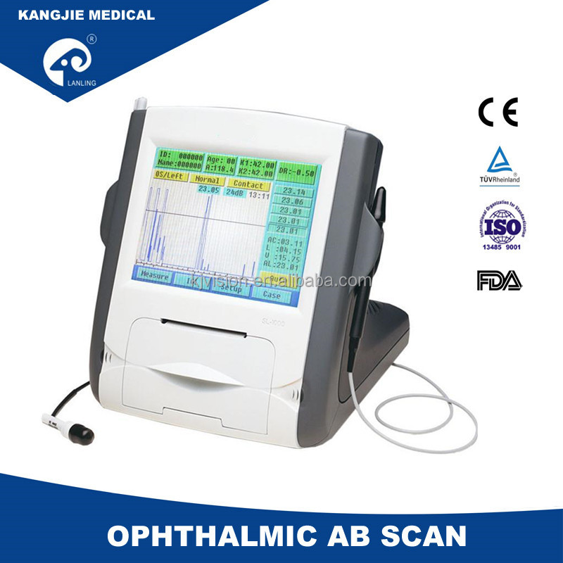 A Scan KJ-1000A, Ophthalmic A scan, Biometer, CE , ISO13485