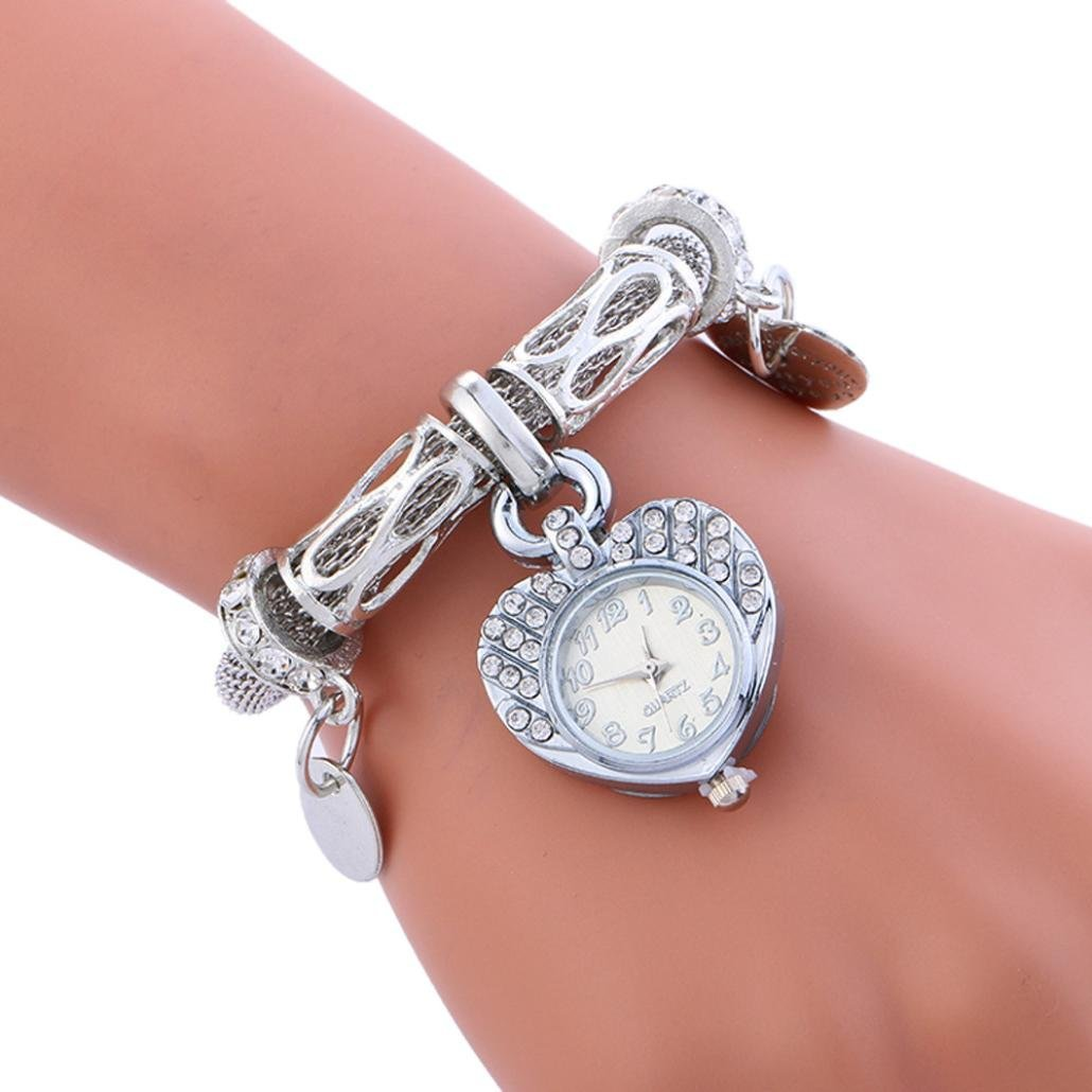 dd512beb5c3 Get Quotations · Hemlock Bracelet Watches