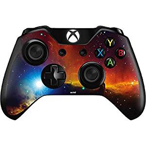 Space Xbox One Controller Skin - Alnitak Region in Orion Vinyl Decal Skin For Your Xbox One Controller
