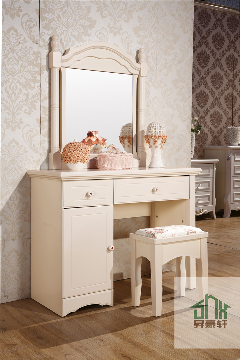 Latest design wood dressing table ha c wardrobe dressing for Dressing table design 2014