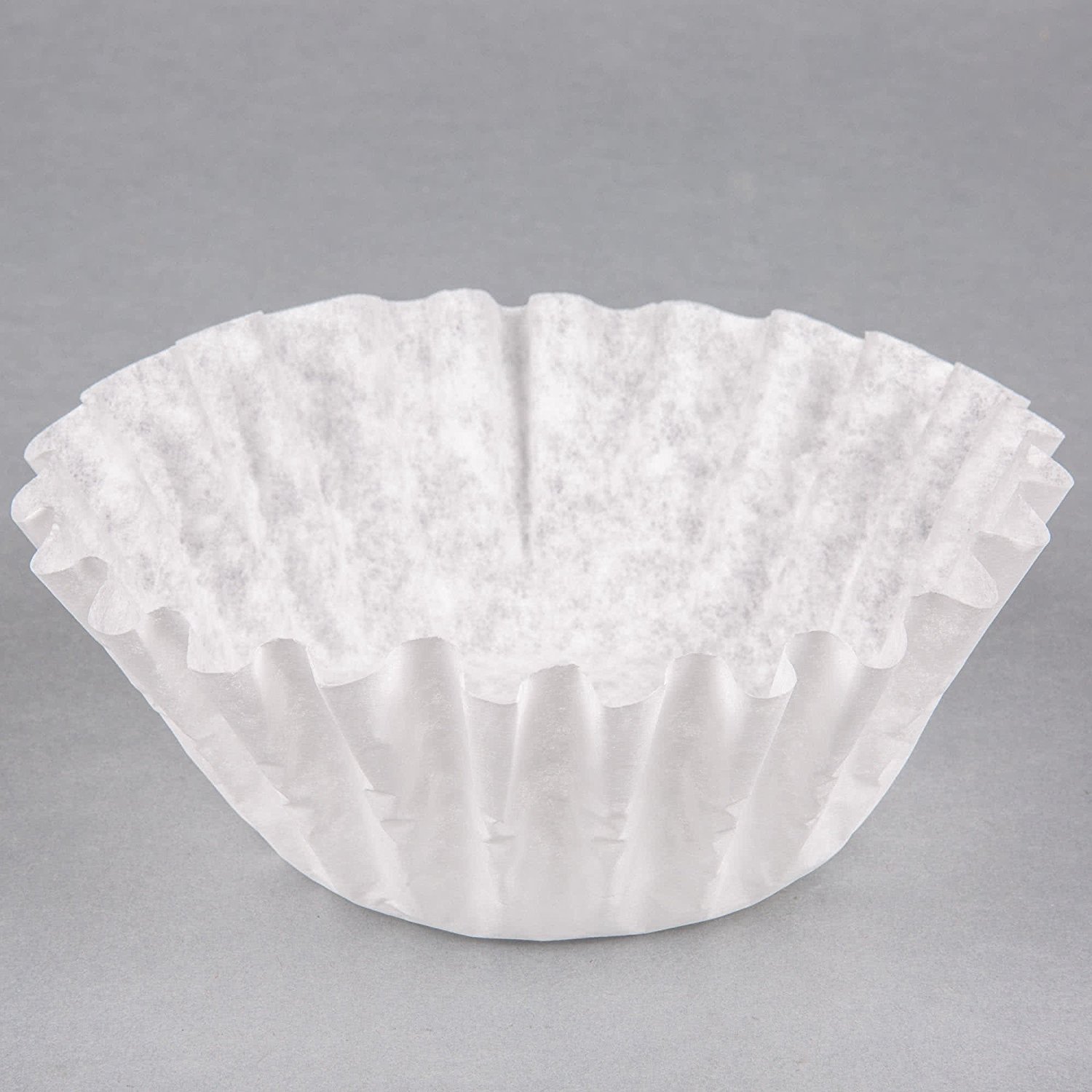 "9 3/4"" x 4 1/4"" 12 Cup Coffee Filter (TableTop King 20115.0000) - 1000/Case"