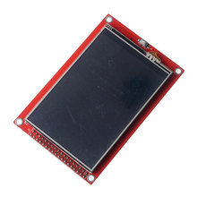 3,5 zoll TFT LCD Mega TFT Touch Display Modul 320*480 8 bit <span class=keywords><strong>IC</strong></span> xpt2046 <span class=keywords><strong>ili9486</strong></span>