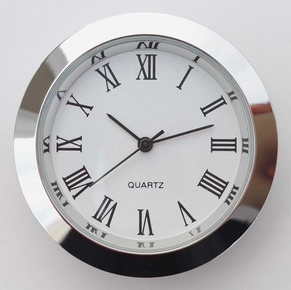 or 110mm mains Quartz clock mechanism long broche
