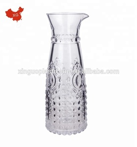 Creative Personality Fruit Juice Bottle Plastic Kettle Bottle Large Capacity Cold Drink Cold Milk Tea Juice Cup