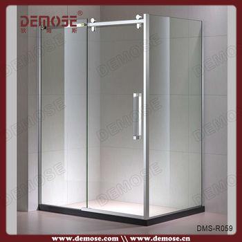 Esquina ba era ducha de fibra de vidrio puertas sello inferior buy product on - Puertas de fibra de vidrio ...