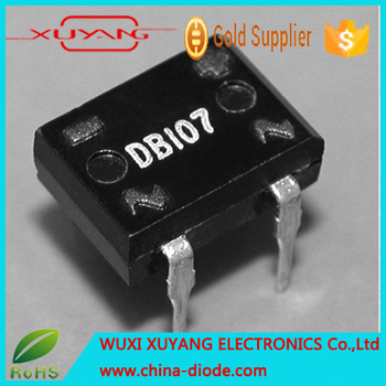 Active Components 1.0a Bridge Rectifier Price Db107