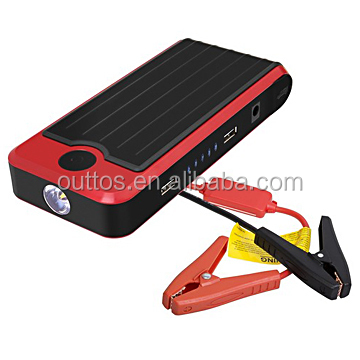 Shenzhen Multifucntion 12000mAh Polymer Car Jump Starter battery charger