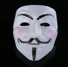 V Voor Vendetta Anoniem Guy Fawkes De <span class=keywords><strong>Masker</strong></span> Halloween <span class=keywords><strong>Cosplay</strong></span> Maskers