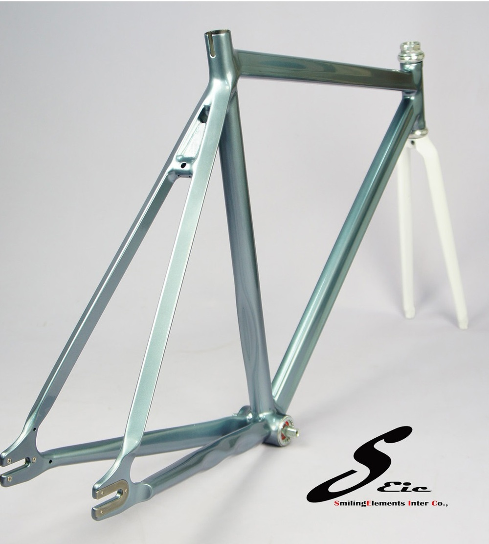 New Design Aluminium Fixed Gear Frame Set