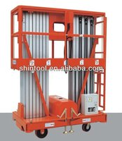 8 Meter Aluminium Alloy Lifting Platform electric ladder