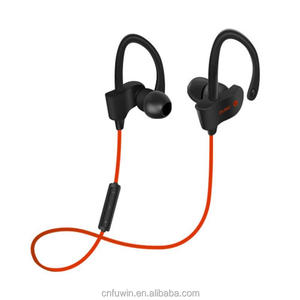 2017 New Sports wireless Stereo Running mp3 blue-tooth earbuds earphone for smart phone etc