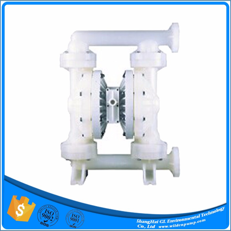 micro air operated double diaphragm pump made in China
