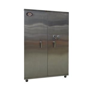 Custom single door design home digital stainless steel portable gun safe