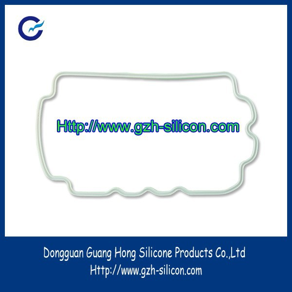 Customized silicone rubber nickel graphite conducting gasket made in Guangdong