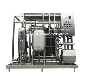 Factory milk/yogurt/coconut milk processing/production line/machine/plant