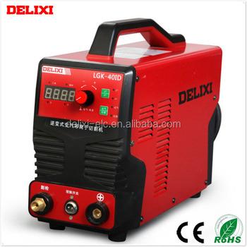 DELIXI new welder ac dc tig mma air plasma cutting