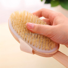 Dry Skin Body Brush Bristle Brush SPA Brush