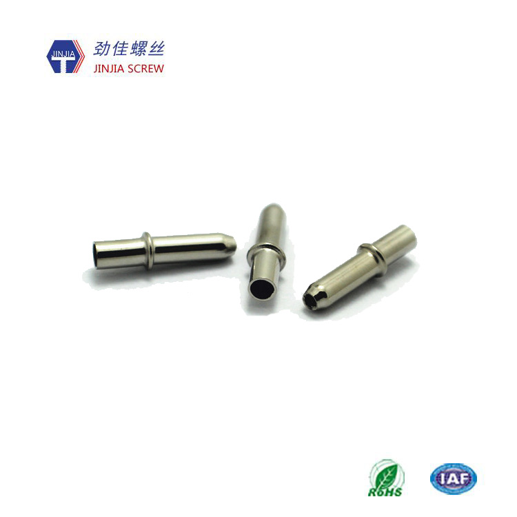 OEM service high quality nickel plated brass pogo pin connector